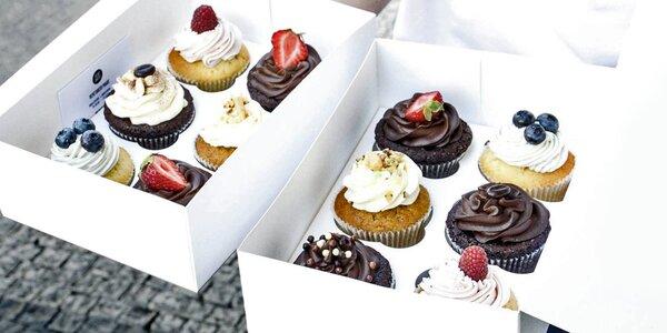 Lahodné cupcakes z podzimního menu