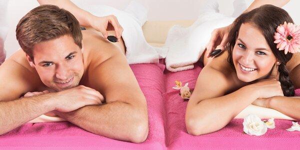 Partnerská 70minutová masáž: Čokoládové pohlazení