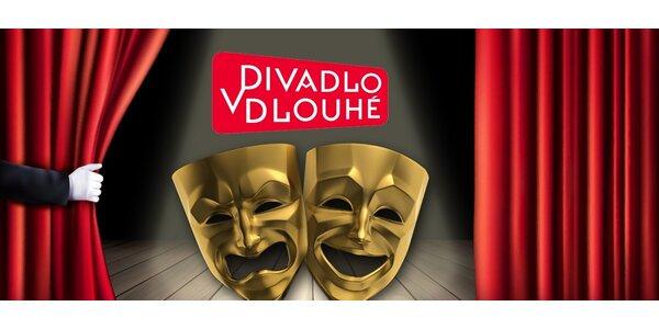 40% sleva na 2 vstupenky do Divadla v Dlouhé