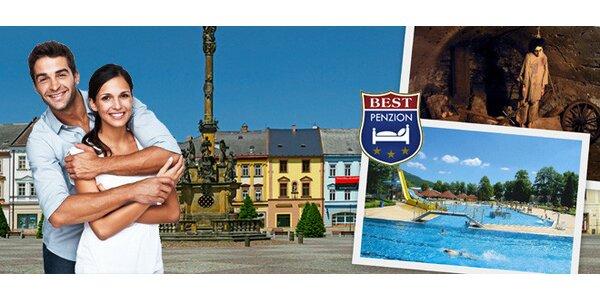 2 noci pro 2 osoby v krásné Moravské Třebové