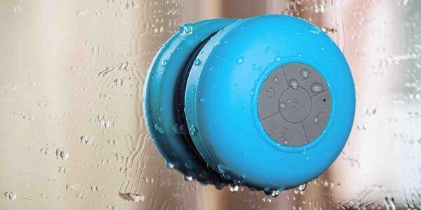 Voděodolný bluetooth speaker do koupelny