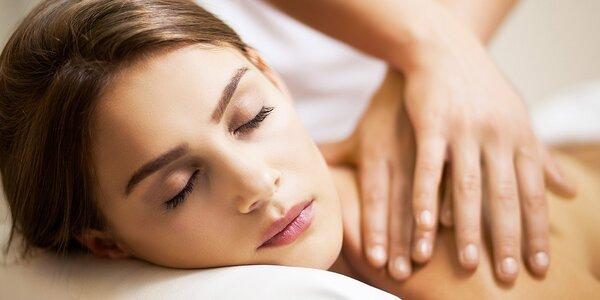 Ájurvédská Abhyanga masáž celého těla