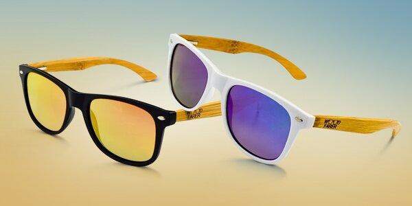 Bambusové sluneční brýle Woodfarer