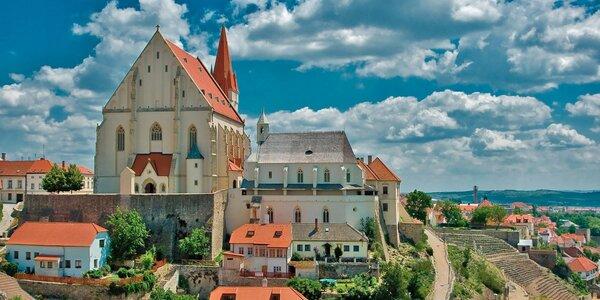Vinařské radovánky pro dva na jižní Moravě