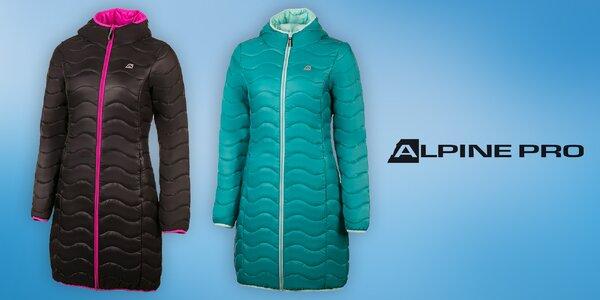 Dámský lehký zateplený kabát Alpine Pro
