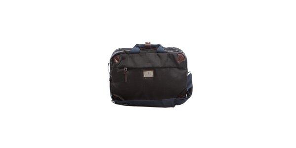 Černá příruční taška Tommy Hilfiger