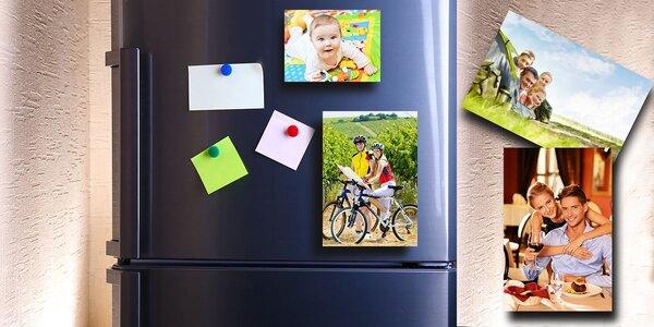 Uchovejte si milé vzpomínky na foto magnetce