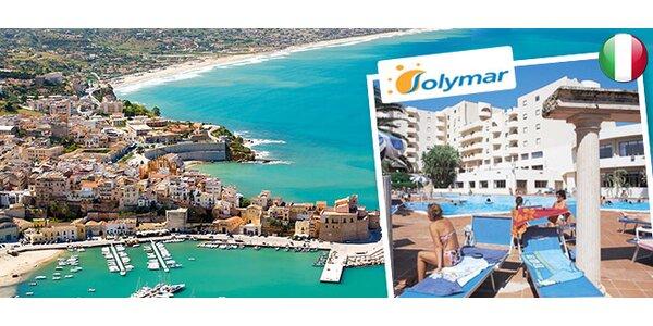 8denní letecký zájezd na Sicílii, dítě do 12 let zdarma!