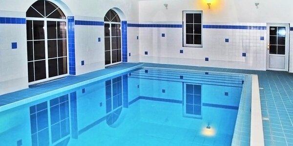 Odpočinek v hotelu s bazénem na Třeboňsku