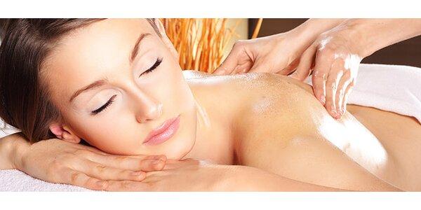 Dokonalá 75minutová Breussova masáž
