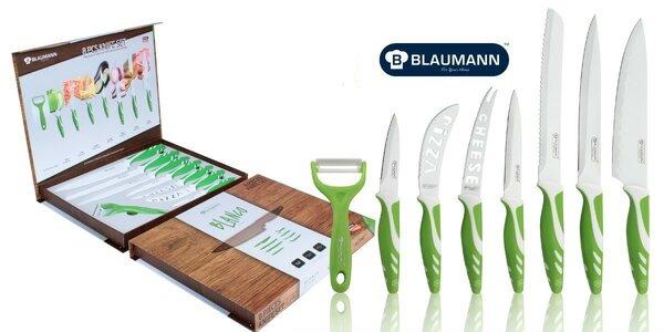 Osmidílné sady nožů Blaumann Exclusive