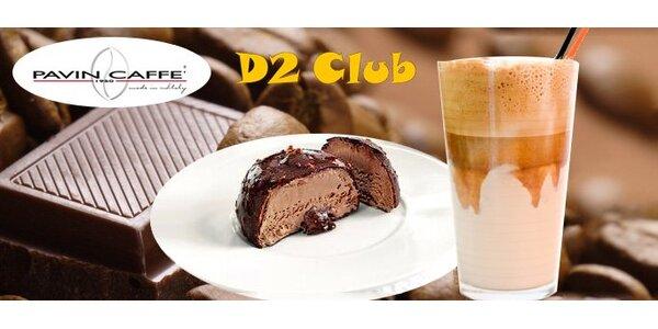 99 Kč za DVĚ ledová frappé a DVA zmrzlinové dortíky s čokoládovou náplní!
