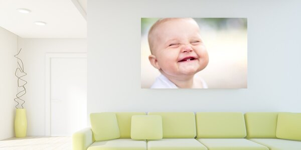 Fotoobrazy napnuté na plátně