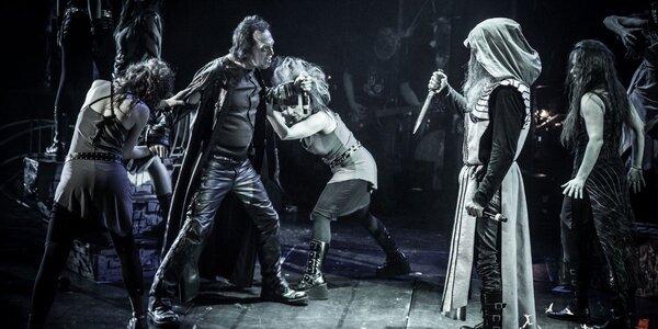 Vstupenky na rockovou operu Oidipus Tyranus