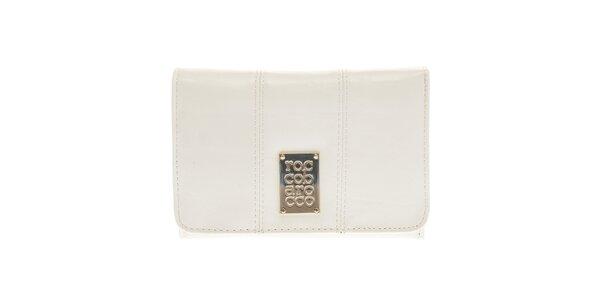 Dámská bílá peněženka Roccobarocco