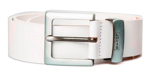 Pánský pásek - AB04170 Bílý