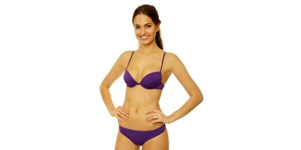 Dámské levandulové bikini Gianfranco Ferré