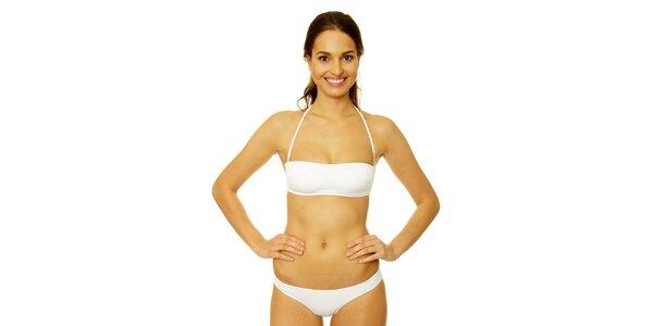 Dámské bílé bikini Gianfranco Ferré