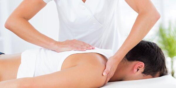 Sportovní a rekondiční masáž pro lepší kondici