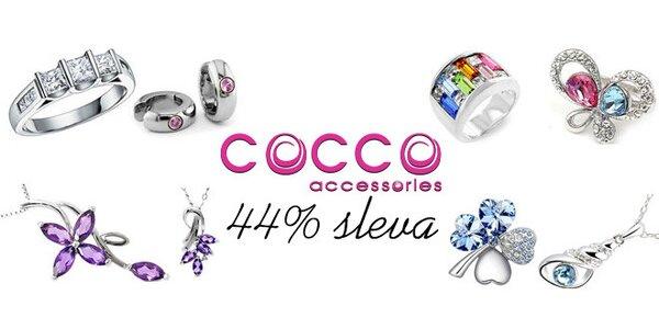 44% sleva na doplňky Cocco Accessories
