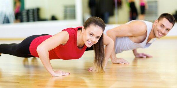 50minutový trénink s osobním trenérem