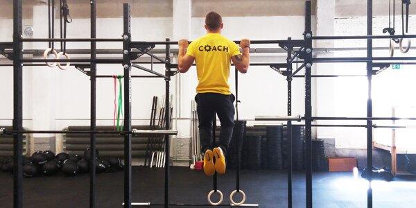 CrossFit - ON RAMP kurz pro začátečníky