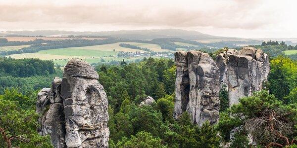 Pobyt se snídaní v malebné přírodě Českého ráje