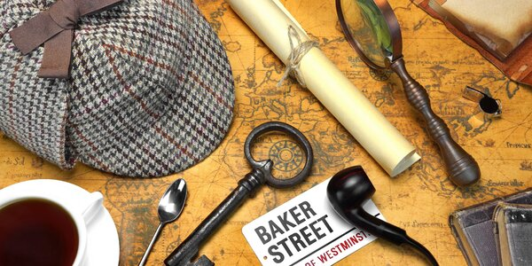 Souboj týmů v únikovce Sherlockova kancelář