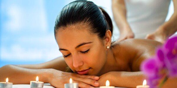 Smyslná andělská masáž pro ženy