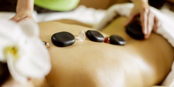 Královská kombinovaná masáž - 90 minut