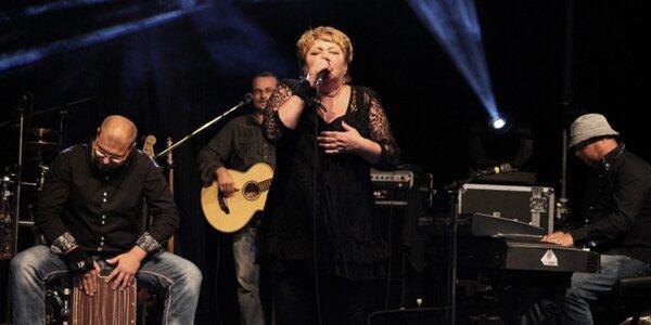 Vstupenka na koncert Věry Špinarové v Metropolu