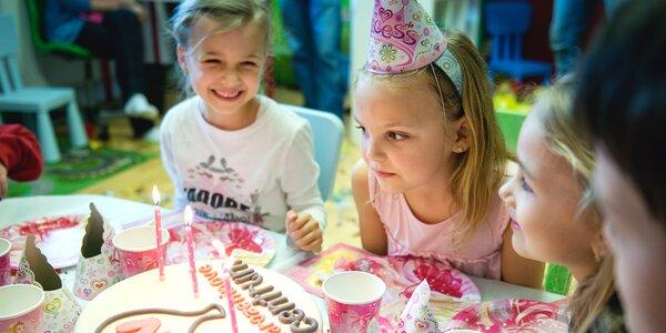 Oslavte narozeniny svých dětí se všemi přáteli