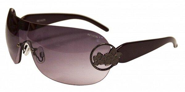 Široké dámské sluneční brýle Revlon bez obrouček