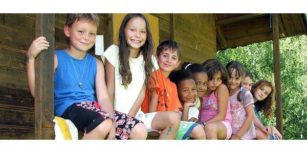Letní retro tábor pro děti 7 až 17 let