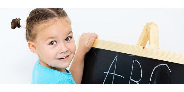 Prázdninová školička s výukou cizích jazyků v délce 3 týdnů