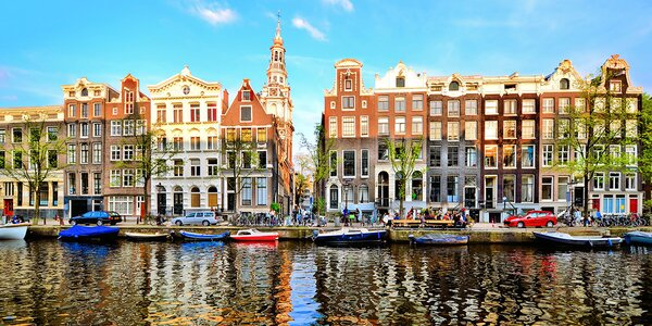 Delfinárium, Zaanse Schans, Amsterdam vč. koupání