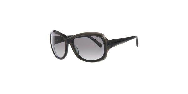 Dámské antracitové sluneční brýle Calvin Klein