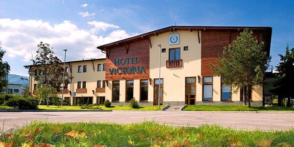Víkend na Slovensku plný zážitků a wellness