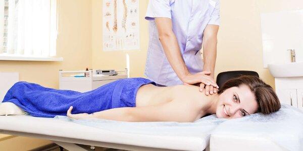 Báječný relax při havajské i klasické masáži