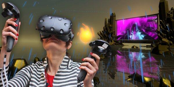 Vstupenka do světa barevné virtuální reality