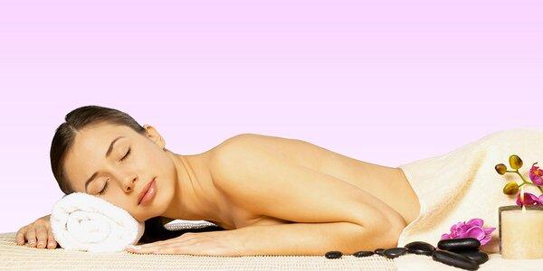 Hodinová exotická masáž dle vlastního výběru