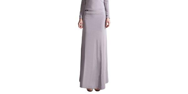 Dámská tmavě šedá dlouhá sukně Yuliya Babich