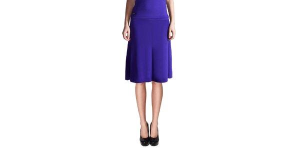 Dámská purpurová krátká sukně Yuliya Babich