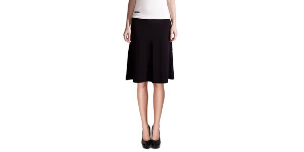 Dámská černá krátká sukně Yuliya Babich