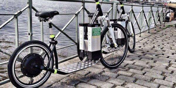 Zapůjčení elektrické koloběžky pro jízdu Prahou