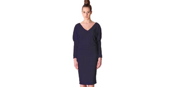 Dámské tmavě modré šaty Yuliya Babich