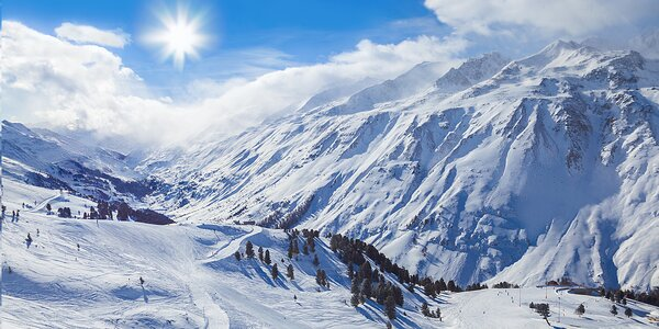 Neomezené wellness pro dva v rakouských horách