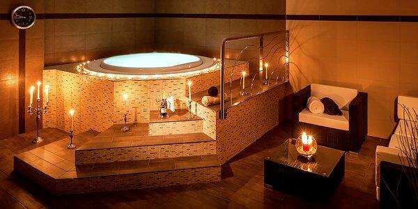Romantika ve 4* zámeckém hotelu v Hluboké