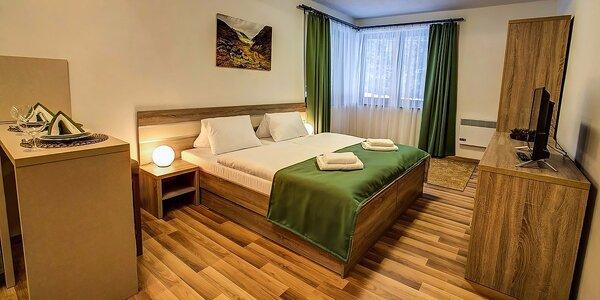 Podzimní pobyt v luxusních apartmánech v Jasné