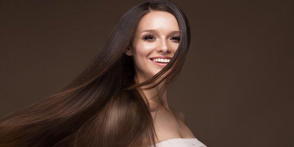 Hloubková regenerace vlasů Alfa keratinem